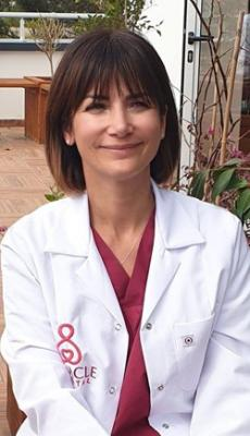 Sevgi GUCLU - Clinical Embriologist